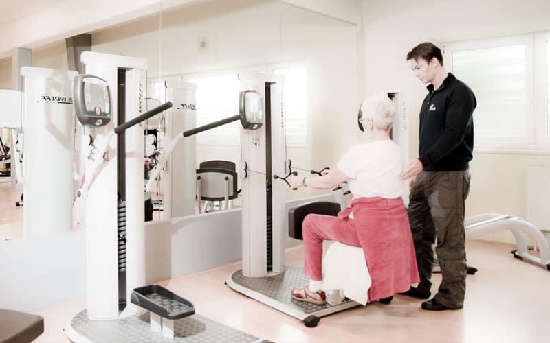 Präventionskurse Rückentraining Rückenübungen