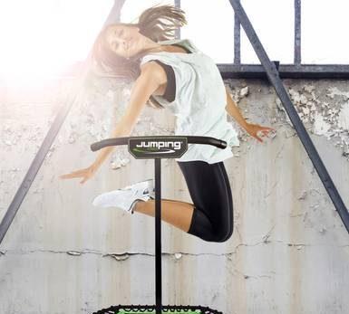 Aerobic- und Fitnesskurse: Jumping Fitness in Düsseldorf