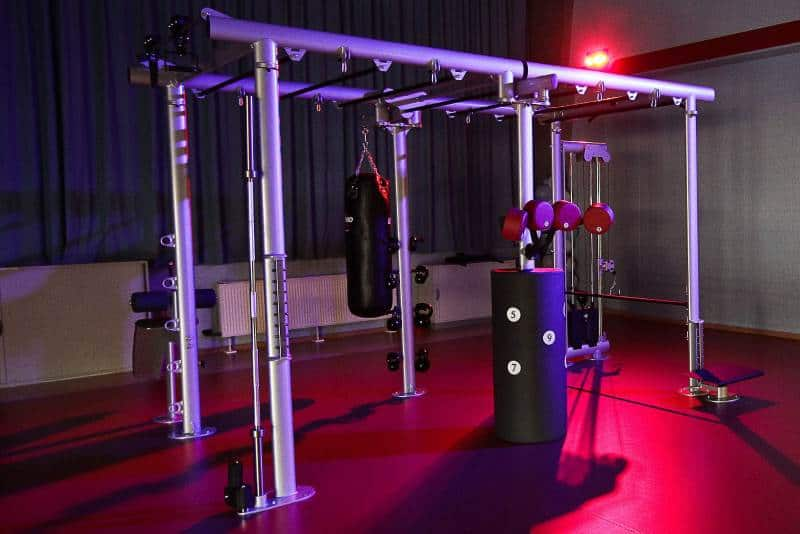 Funktionelles Training am Iron Cube
