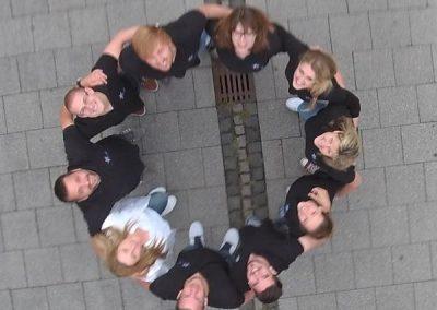 Das Seestern Team